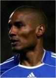 Chelsea winger Florent Malouda